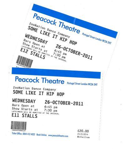 Slih tickets