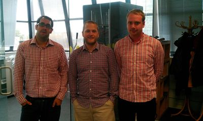 Chequered shirts